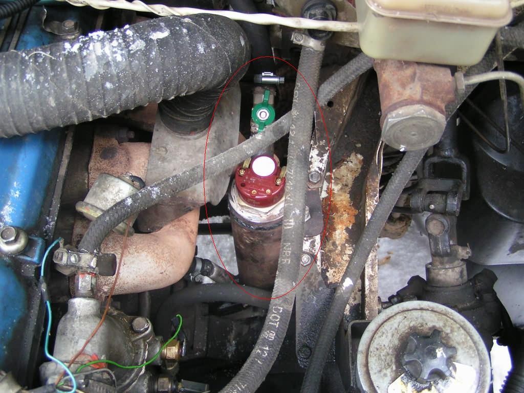 схема системы охлаждения газели с 405 двигателем
