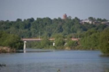 Мост через Осетр.